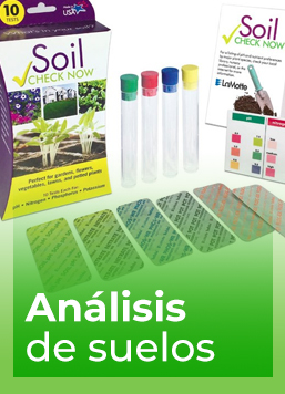 Análisis de suelos